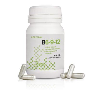 Dr.Bezzegh B6-9-12 táplálék-kiegészítő